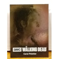 Melissa McBride Carol Peletier 2016 Cryptozoic Walking Dead /25 season 4 part 1