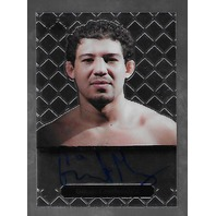GILBERT MELENDEZ 2011 Leaf MMA Metal UFC Authentic Signature auto #GA-GM-2