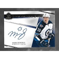 Mark Scheifele 2014-15 SP Authentic Hockey Sign Times Autograph Auto  #SOTT-MS