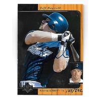 JEFF BAGWELL 1997 Upper Deck SP Vintage Autographs /292 1B Astros