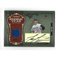 MARK PRIOR 2004 Donruss Timeless Treasures Rookie Year auto patch /22 Chicago Cubs
