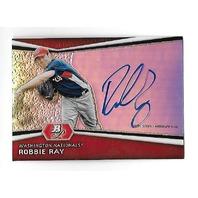 ROBBIE RAY 2012 Bowman's Platinum Prospect Auto Autograph #AP-RR Arizona Diamondbacks