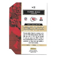 TAMBA HALI 2013 Panini Elite Aspirations Die-cut /9 Kansas City Chiefs