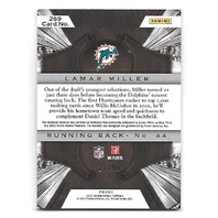 LAMAR MILLER 2012 Panini Crown Royale Gold Holofoil Prime Patch Auto /99 4-Color