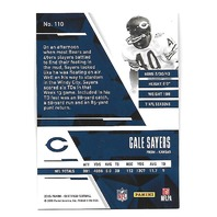 GALE SAYERS 2015 Panini Certified Mirror Green 1/5 Chicago Bears