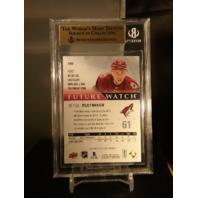 Sergei Plotnikov 2015-16 SP Authentic Future Watch /999 Rookie RC BGS 9.5 GEM