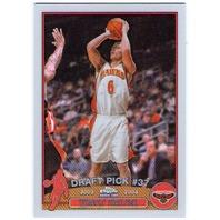 TRAVIS HANSEN 2003-04 Topps Chrome Refractor Parallel Rookie Card #144 03/04 RC