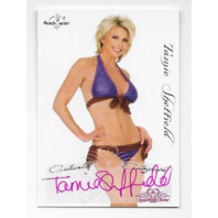 Tamie Sheffield 2005 Benchwarmer Signature Series auto #57 Autograph
