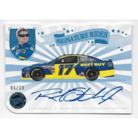 Ricky Stenhouse Jr 2013 Press Pass Signature Rides Diecut auto /10 Autograph