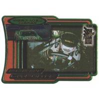 BOBBY LABONTE 2001 Press Pass VIP Rear View Mirror Die Cut Card Interstate (x)