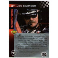 DALE EARNHARDT SR 1996 Upper Deck Road To The Cup Card HOF Winston Cup BV$30 (x)