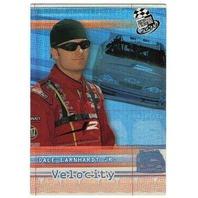 DALE EARNHARDT JR. 2003 Press Pass Velocity Insert Card #VC1 BV$20 (x)