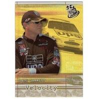 DALE JARRETT 2003 Press Pass Velocity Insert Card UPS 1999 Winston Cup Champion (x)