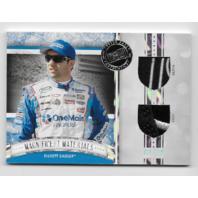 Elliott Sadler NASCAR 2012 Press Pass Magnificent Materials /10 shoe glove   (x)