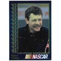 ROBERT PRESSLEY 1993 Maxx Chrome Autograph Card Fast Freddie Fatura Collection