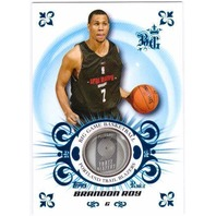 BRANDON ROY 2006-07 06/07 Topps Big Game Blue #95 Rookie Parallel Card 33/59