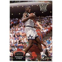 SHAQUILLE O'NEAL 1992-93 Stadium Club Rookie Card #247 RC