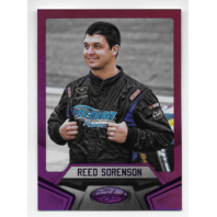 Reed Sorenson NASCAR 2016 Panini Certified autograph #RE #38 Autograpgh  (x)