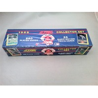 1989 Score Baseball Factory Set Sealed