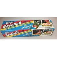 1992 Topps Baseball Factory Set Sealed