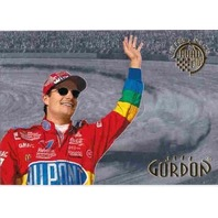 JEFF GORDON 1996 Upper Deck Road to the Cup Road 2-D Insert Card Hologram   (x)