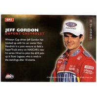 JEFF GORDON 1995 Finish Line Images Owner's Pride Insert Foil Card PR 5000   (x)