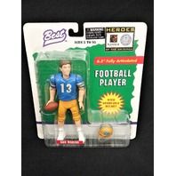 "Dan Marino Best Heroes of the Gridiron 6.5"" University Pittsburgh Panthers"