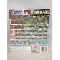 Barry Sanders Starting Lineup Heisman collection 1988 Oklahoma State Cowboys
