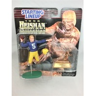 1998 Paul Hornung NFL Starting Lineup Heisman Collection 1956 Notre Dame