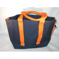 "Collegiate Collection Auburn University AU Tigers Tote Purse Bag 9.5"" x 13"" NWT"