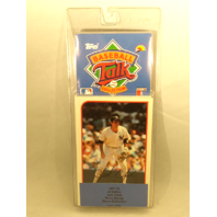 1989 Topps Baseball Talk Collection Set 24 Soundcards NIP NOS Barry Bonds
