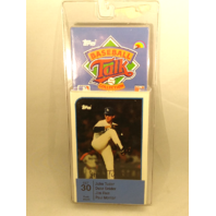 1989 Topps Baseball Talk Collection Set 30 Soundcards NIP NOS John Tudor