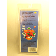 1989 Topps Baseball Talk Collection Set 33 Soundcards NIP NOS Carl Yastrzemski