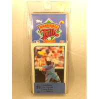 1989 Topps Baseball Talk Collection Set 39 Soundcards NIP NOS Lou Whitaker