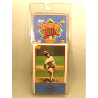 1989 Topps Baseball Talk Collection Set 40 Soundcards NIP NOS Frank Viola