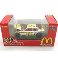 3 Bill Elliott 1:64 1998 Racing Champions # 94 McDonalds NASCAR 50th Anniversary