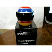 Buzz Calkins Simpson Mini Helmet Indy Racing Signature Edition Red Blue Yellow