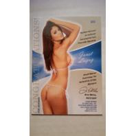 Janet Layug 2013 Bench Warmer Bubble Gum Autograph Auto On Card #20