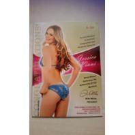 Jessica Kinni 2011 Bench Warmer Bubble Gum Autograph Auto on Card #A38