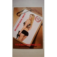 Heather Rene Smith 2011 Bench Warmer Limited Boot Camp Pink Foil 5 Playboy 13/25