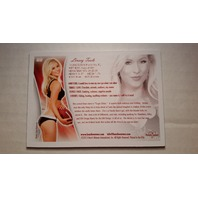 Linsey Toole 2013 Bench Warmer Hobby Pink Foil #82 Playboy Hooters 22/25