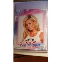 Krisi Ballentine 2006 Bench Warmer Series Two Jumbo Box-Toppers #4 LA Temptation