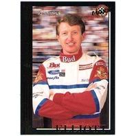 BILL ELLIOTT 1992 Maxx Black #P1 PROMO NASCAR Racing Card