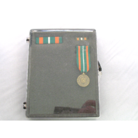 US Coast Guard Achievement Set - Miniature Medal, Ribbon Unit, Lapel Pin