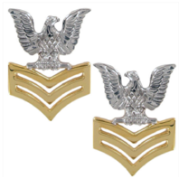 Vanguard Navy Coat Device First Class Petty Officer E6 Good Conduct