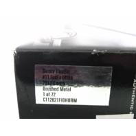 NASCAR Denny Hamlin 1:24 ACTION 2012 Camry #11 FedEx Office Brushed Metal 1/72