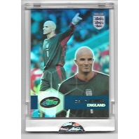 2004 eTopps Limited Edition Soccer England Team Set