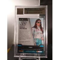 Danica Patrick 2016 Panini Certified Signatures/65 Beckett BGS 9.5 GEM MINT Auto