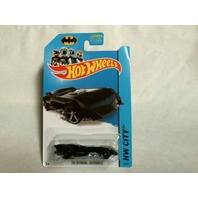 Hot Wheels 2014 HW City The Batman Batmobile 61/250 BFC73 Pop Culture Mattel