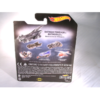 Hot Wheels 2015 Batman Forever Batmobile DKL29 1:50 Scale Mattel